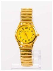 Damski zegarek na elastycznej bransolecie Bardzo kobiecy. Mała tarcza. Delikatny.