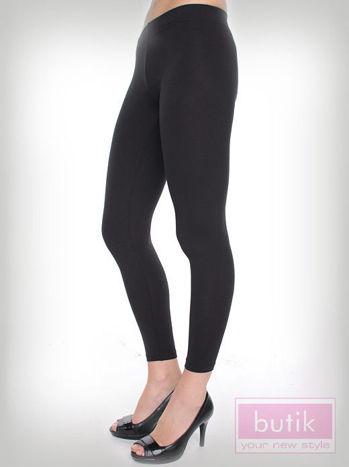 Gładkie legginsy