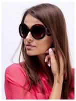 Panterka FASHION wyjątkowe okulary przeciwsłoneczne