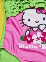 Różowy strój kąpielowy dla dziewczynki HELLO KITTY