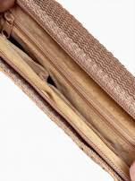 Wężowa listonoszka ze słomkową górą