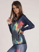 Damski 2-częściowy komplet sportowy bluza i legginsy                                  zdj.                                  4