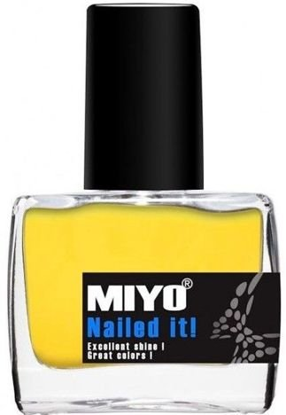 MIYO Lakier do paznokci NAILED IT! 11 8 ml