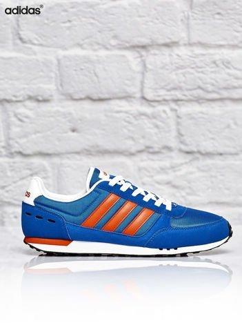 ADIDAS Niebieskie buty sportowe Neo City Racer
