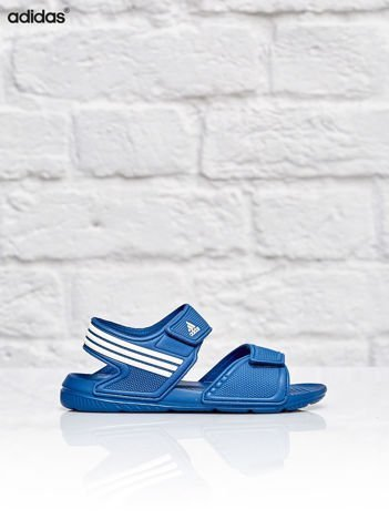ADIDAS Niebieskie sandały Akwah 9