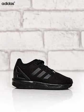 ADIDAS czarne buty dziecięce sportowe ZX FLUX EL I