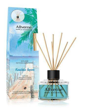 ALLVERNE ESSENCES & HOME KARAIBSKA LAGUNA dyfuzor 100ml