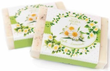AROMA Soap NATURALNE Mydło RUMIANEK 80 g