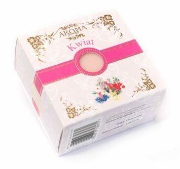 AROMA Soap Naturalne mydło KWIATY 150 g