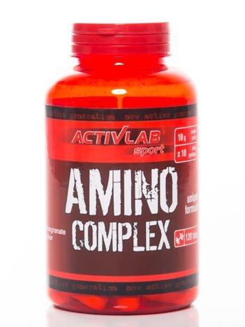 Activlab - Aminokwasy Amino Complex - 120 tabs