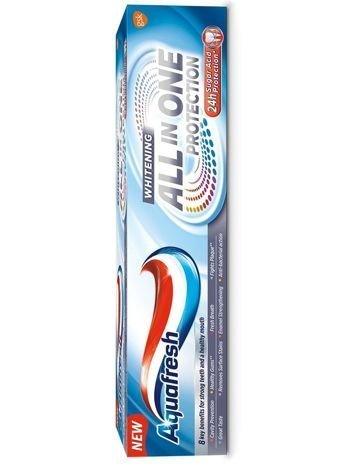 Aquafresh Pasta do zębów All In One Protection Whitening  100 ml
