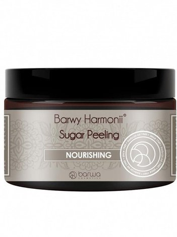 BARWA Barwy Harmonii Peeling cukrowy do ciała Nourishing odżywczy 250 ml