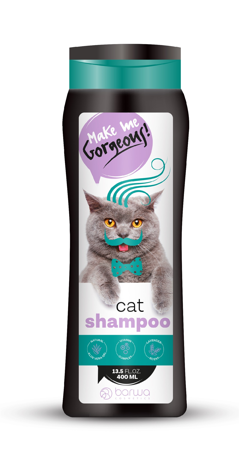 "BARWA Make Me Gorgeous Szampon dla kotów  400ml"""