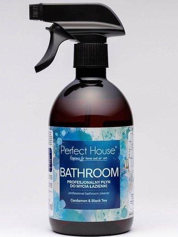 BARWA Perfect House Bathroom Profesjonalny Płyn do mycia łazienki 500 ml