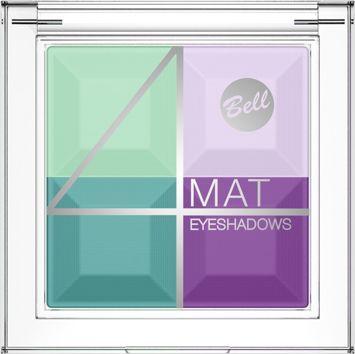BELL 4 Mat Eyeshadows cień 04