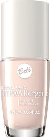 BELL HYPOAllergenic Lakier French Nail Enamel 02 10 ml