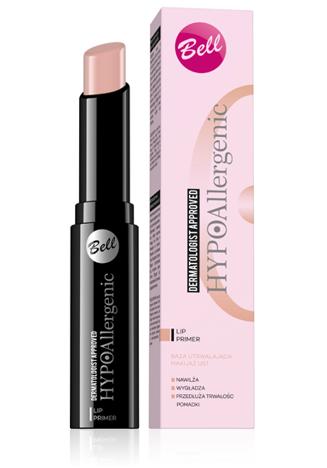 BELL HYPOAllergenic Lip Primer Baza utrwalająca makijaż ust