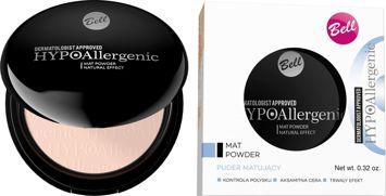 BELL HYPOAllergenic Puder Mat Powder 02