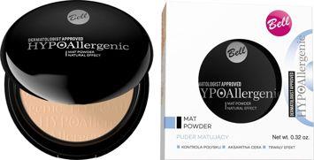BELL HYPOAllergenic Puder Mat Powder 04