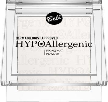 BELL HYPOAllergenic Puder Utrwalający Makijaż Fixing Mat Powder