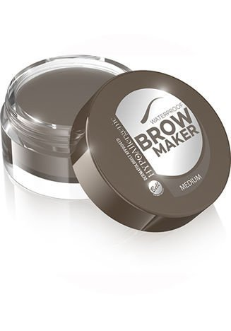 BELL HYPOallergenic Pomada do Brwi Waterproof Brow Maker 01 light