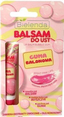 BIELENDA Balsam do ust Guma Balonowa 10 g