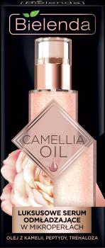BIELENDA CAMELLIA OIL Luksusowe serum odmładzające 30 ml