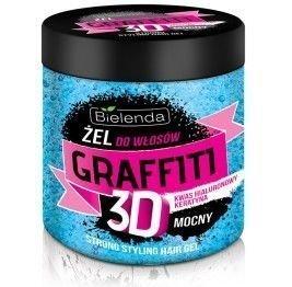 BIELENDA Graffiti 3D Żel do włosów mocny 250 ml