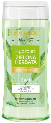 BIELENDA ZIELONA HERBATA Hydrolat 3w1 200 ml