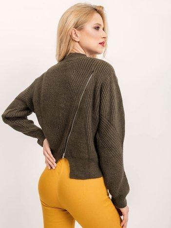 BSL Khaki sweter oversize
