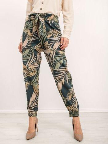 BSL Zielone spodnie