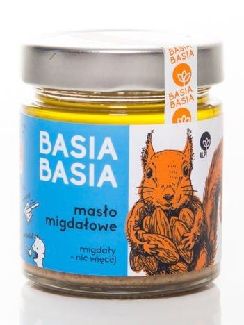 Basia Basia - masło migdałowe - 195g