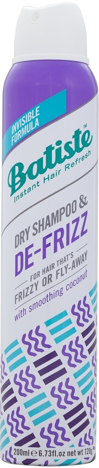 """Batiste Suchy szampon do włosów De-Frizz  200ml"""""""