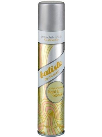 Batiste Suchy szampon do włosów Light & Blonde 200 ml