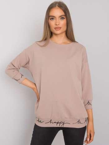 Beżowa bluza Charliza