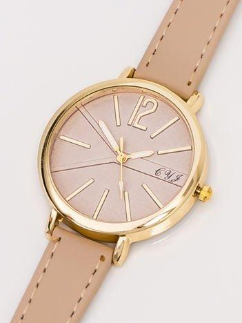 Beżowy Zegarek Damski