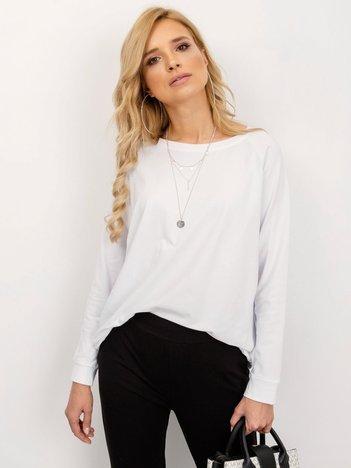 Biała bluza Nadia