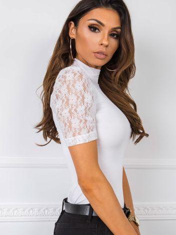 Biała bluzka Jasmina RUE PARIS