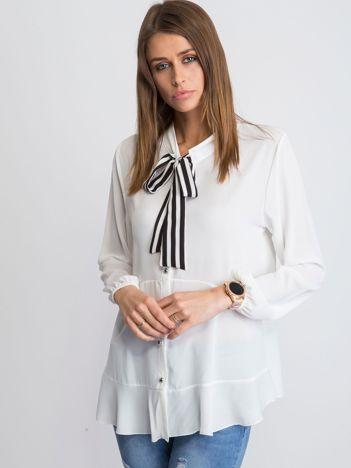 Biała bluzka Tactic
