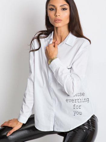 Biała koszula Ensamble