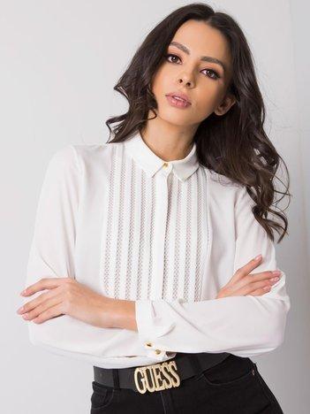 Biała koszula Lawrence RUE PARIS