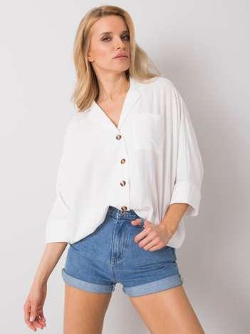 Biała koszula Mayra RUE PARIS