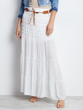 Biała spódnica Others