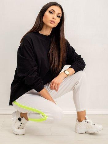 Białe spodnie Vicky