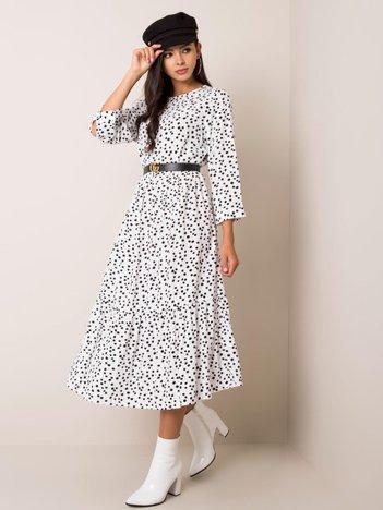 Biało-czarna sukienka Fairy FRESH MADE