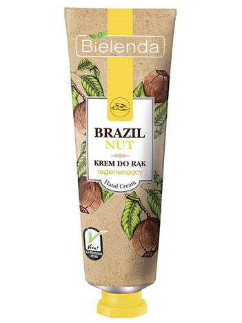 Bielenda Brazil Nut Krem do rąk regenerujący 50 ml