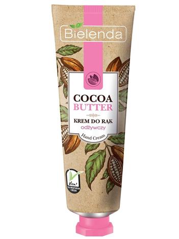 Bielenda Cocoa Butter Krem do rąk odżywczy 50 ml