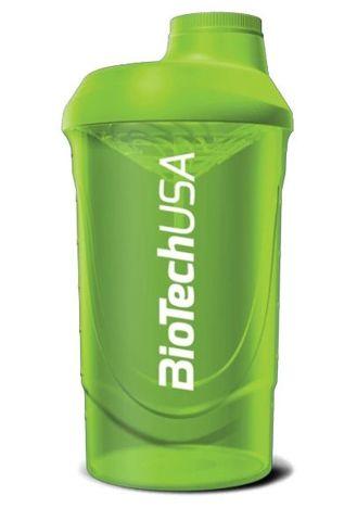 BioTech Shaker 0,6l zielony