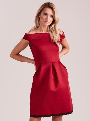 109e29b58a Modne i tanie sukienki rozkloszowane są online w sklepie eButik.pl!  2