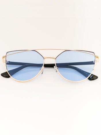 CAT EYE Przeciwsłoneczne Damskie Okulary